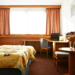 Hotel Olympik 4* Стандартный номер с различными типами кроватей фото 8