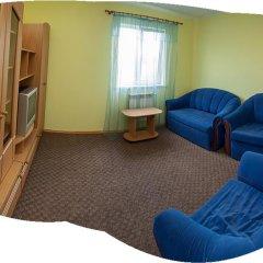 Гостиница Tourkomplex Karpaty Люкс с различными типами кроватей фото 5