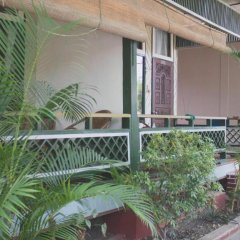 Nanda Wunn Hotel - Hostel Бунгало с различными типами кроватей фото 13