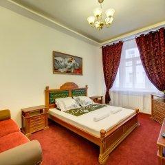 Мини-отель Гавана 3* Номер Комфорт разные типы кроватей фото 9