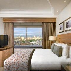 Отель London Hilton on Park Lane 5* Представительский номер с различными типами кроватей фото 7