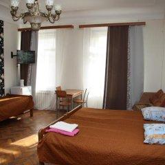 Мини-Отель Солнце Стандартный номер с разными типами кроватей фото 4