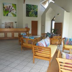 Tiki Hotel интерьер отеля