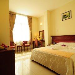 Phuoc Loc Tho 2 Hotel 2* Номер Делюкс с различными типами кроватей фото 2