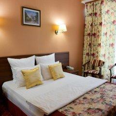 Парк Отель Ставрополь 4* Стандартный номер с двуспальной кроватью фото 6