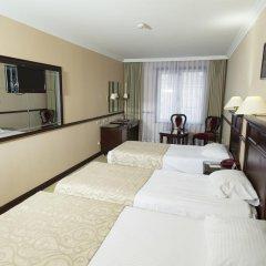 Topkapi Inter Istanbul Hotel 4* Стандартный семейный номер с двуспальной кроватью фото 12