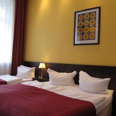 Отель Royal Plaza 3* Стандартный номер с различными типами кроватей фото 3