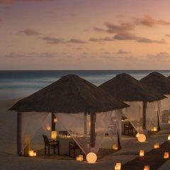 Отель The Ritz-Carlton Cancun пляж фото 3
