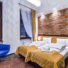 Отель Palazzo Rosso Польша, Познань - отзывы, цены и фото номеров - забронировать отель Palazzo Rosso онлайн комната для гостей фото 4