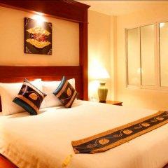 Отель Baan Yuree Resort and Spa 4* Семейный люкс с двуспальной кроватью