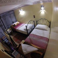 Отель Riad Verus Марокко, Фес - отзывы, цены и фото номеров - забронировать отель Riad Verus онлайн комната для гостей фото 4