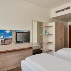 H+ Hotel Berlin Mitte 4* Номер Комфорт с различными типами кроватей фото 3