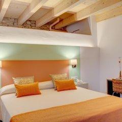 Отель La Freixera 4* Стандартный номер с различными типами кроватей фото 5