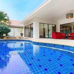 Отель Villa Tortuga Pattaya 4* Улучшенная вилла с различными типами кроватей фото 15