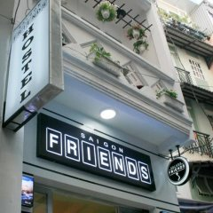 Saigon Friends Hostel банкомат