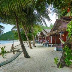 Отель Bottle Beach 1 Resort 3* Бунгало с различными типами кроватей фото 13
