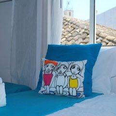 Ale-Hop Albufeira Hostel Кровать в общем номере с двухъярусной кроватью фото 3