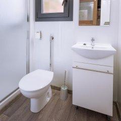 Отель Camping Solmar Испания, Бланес - отзывы, цены и фото номеров - забронировать отель Camping Solmar онлайн ванная