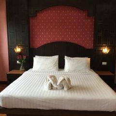 Отель SK Residence 3* Номер Делюкс с различными типами кроватей фото 2