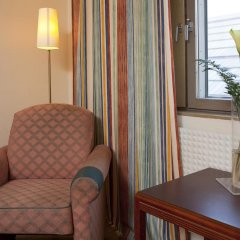 Quality Hotel Konserthuset 3* Стандартный номер с двуспальной кроватью
