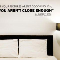 Отель The Artist House 3* Студия разные типы кроватей
