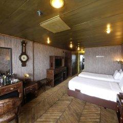 Vintage Luxury Yacht Hotel 3* Номер Делюкс с различными типами кроватей фото 7
