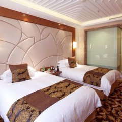 Howard Johnson Paragon Hotel Beijing комната для гостей фото 13