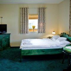 Отель Pensjonat Zakopianski Dwór 3* Стандартный номер с различными типами кроватей фото 7