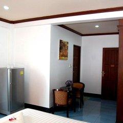 Апартаменты Greenvale Serviced Apartment Номер Делюкс с различными типами кроватей фото 6