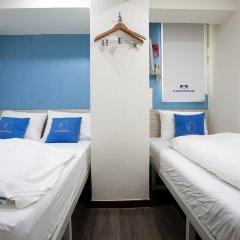 Отель K-GUESTHOUSE Insadong 2 2* Стандартный номер с различными типами кроватей фото 10