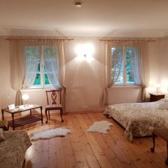 Отель Ungurmuiža комната для гостей фото 3