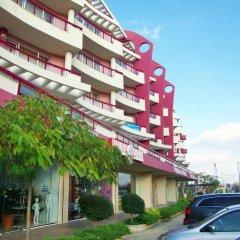 Отель Cabana Beach Club Complex парковка