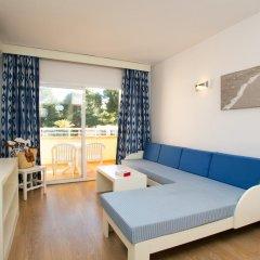Отель Aparthotel Cabau Aquasol Апартаменты с 2 отдельными кроватями фото 3