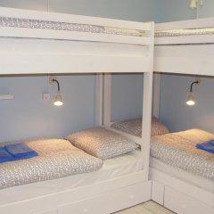 Гостевой Дом Полянка Кровать в мужском общем номере с двухъярусными кроватями фото 12