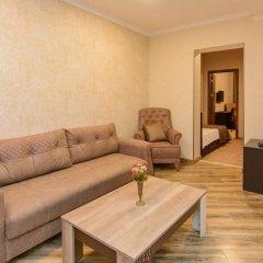 Отель King David 3* Стандартный семейный номер с двуспальной кроватью фото 3