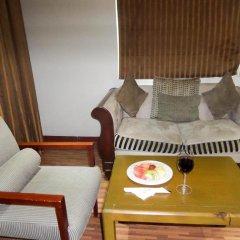 Отель Park Inn by Radisson, Lagos Victoria Island 4* Номер Делюкс с различными типами кроватей фото 2