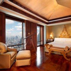 Отель The Peninsula Bangkok спа