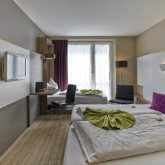 Hotel Demas City 3* Стандартный номер с разными типами кроватей фото 6