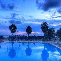 Отель Tropikal Resort Дуррес бассейн