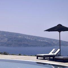Отель Santo Maris Oia, Luxury Suites & Spa 5* Вилла Делюкс с различными типами кроватей фото 15