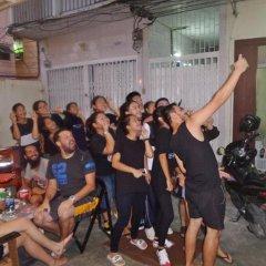 Home Base Hostel Adults Only Бангкок детские мероприятия