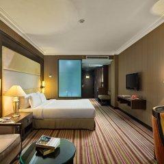 Silk Path Hotel Hanoi 4* Номер Делюкс разные типы кроватей фото 2