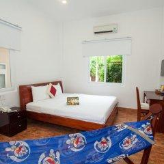 Отель Homestead Phu Quoc Resort 3* Бунгало Делюкс с различными типами кроватей фото 3