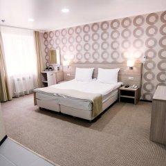 Гостиница Горизонт Стандартный номер с различными типами кроватей фото 4