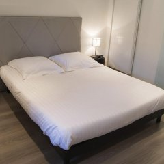 Отель Au Coeur de Lyon - Parc Tête d'Or - Vitton Франция, Лион - отзывы, цены и фото номеров - забронировать отель Au Coeur de Lyon - Parc Tête d'Or - Vitton онлайн комната для гостей фото 4