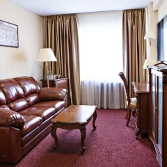 Гостиница Измайлово Бета 3* Семейный люкс Премьер с разными типами кроватей фото 5