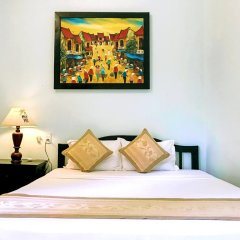 Отель Han Thuyen Homestay 3* Улучшенный номер с различными типами кроватей