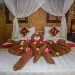 Отель Balangan Sea View Bungalow 3* Бунгало с различными типами кроватей фото 8