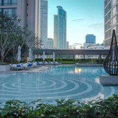 Отель Bangkok Marriott Marquis Queen's Park бассейн фото 3
