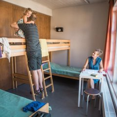 De Draecke Hostel Кровать в женском общем номере с двухъярусной кроватью фото 2